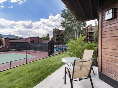 Photo for Beautiful Summer Steamboat Condo w/Heated Pool & Hot Tubs!