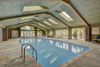Heated Indoor Swimming Pool. 50ft