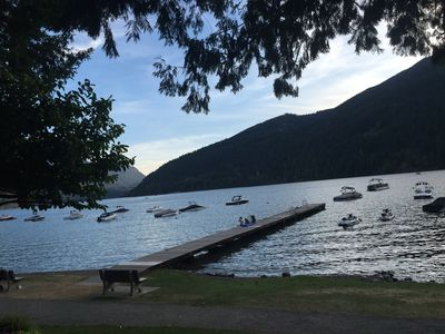 Photo for Cultus Lake Waterfront House