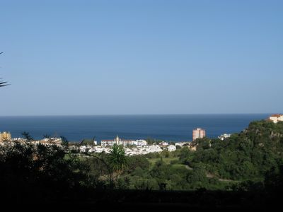 Photo for Apartment with sea views and direct access to the pool