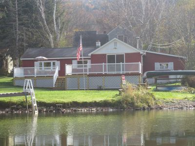 Photo for Waterfront Cottage On Goodyear Lake