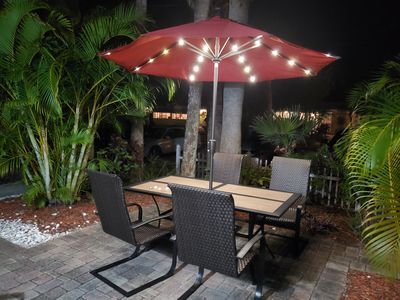 Photo for In the Heart of Siesta Key Village and Steps to the #1 Beach