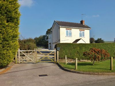 Photo for Detached Rural Cottage in Idyllic Location with Spectacular Views. Dogs Welcome