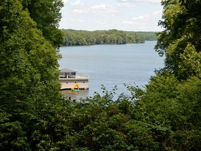 Photo for The Overlook  has views of Lake Anna public side