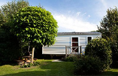 Photo for Camping La Ferme Erl **** - Cottage Sympa 3 Rooms 4 People