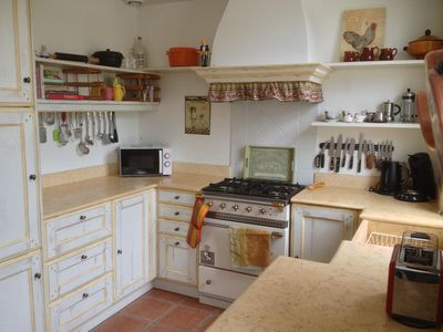 Photo for Provencal Charming Apartment In The Heart Of The Cote Du Rhone Region