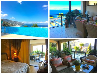 Photo for PANORAMIC ROOM with Terrace Pool & View Taormina