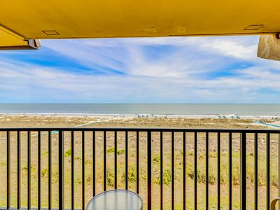 Photo for Waterfront getaway with shared pools, hot tub, and views of the Atlantic Ocean