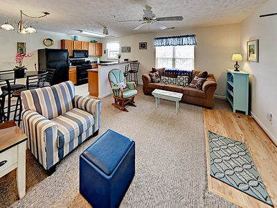 Photo for Darling Beach Condo in Downtown Myrtle Beach – 350 Yards to Beach