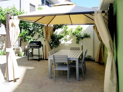 Photo for Beautiful apartment for 4 guests with A/C, WIFI, TV, balcony and pets allowed