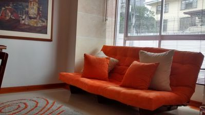 Photo for Beautiful and cozy apartment like at home, minimum stay 30 days