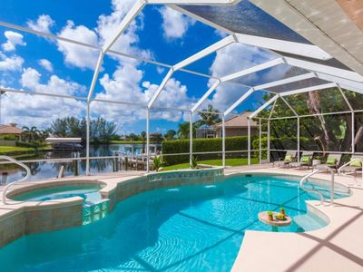 Photo for SW Cape Coral | Gulf Access | With kayaks, high chair, stroller, pack & play
