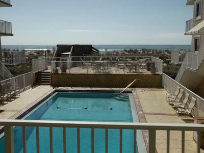 Photo for Beautiful 3 bedroom/3 bath Starboard Village Condo. Steps to Pool and Beach!