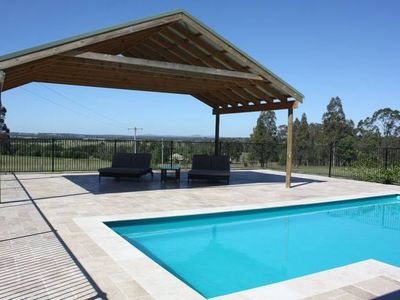 Photo for Sascha's Retreat The Hunter Valley Farm -Pokolbin - Pet friendly- FREE 4g wi- Fi