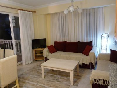 Photo for Daily Rental Flat in Yalikavak Holiday Gardens Complex. JUST OUT SIDE YALIKAVAK. WITH FULL AIR CONDITIONING THROUGH OUT.