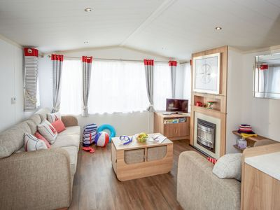 Photo for Vacation home The Orchards in Clacton-on-Sea - 8 persons, 3 bedrooms