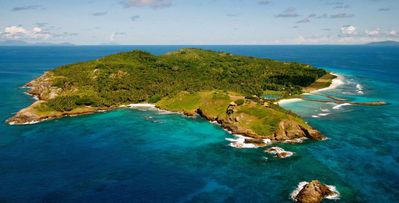 Photo for Fregate Island Group, 1-3 bdrm residences, a truly private island experience