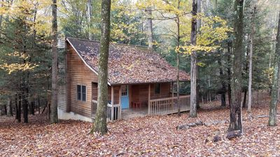 Photo for Mingo Cabin- Secluded Getaway