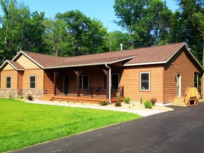 Photo for Dells Paradise Pines @ Spring Brook Resort | Luxury Six Bedroom on Golf Course