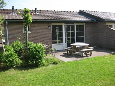 Photo for House 723 m from the center of Voorthuizen with Parking, Internet, Pool, Terrace (737691)