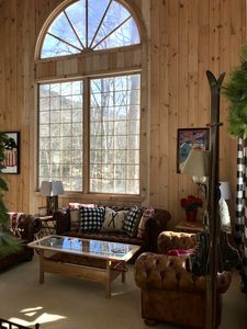 Photo for True Vermont Experience! Spectacular home great for ski loving families!