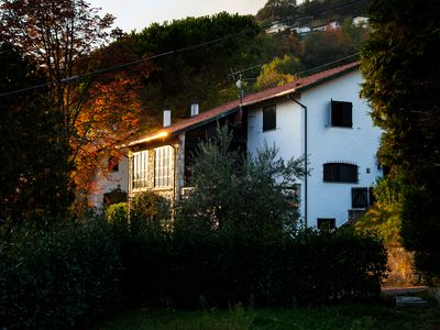 Photo for villa in the hills between Tuscany and Liguria
