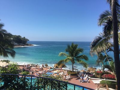 Photo for Amazing Beach, Incredible View, Away From the Crowd, Close to Old Town Vallarta
