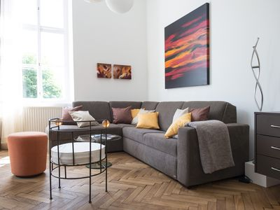 "Photo for Apartment ""Refugium"" in the Villa Schodterer"