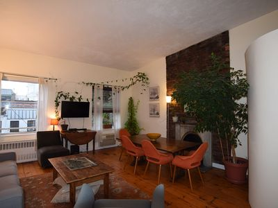 Photo for Spacious 2 Bedroom Apt On Its Own Floor In East Village Townhouse