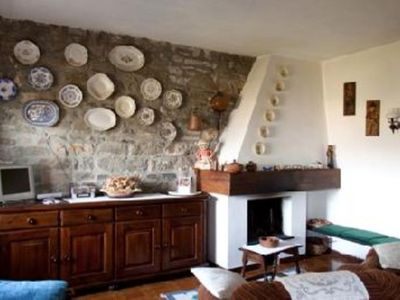 Photo for TYPICAL DWELLING (COTTAGE) LEVANTO - Loc. Chiesanuova, a few km from 5 TERRE