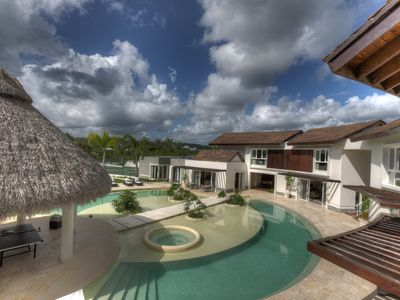 Villa Tropical Dream at Cap Cana with multi-use court