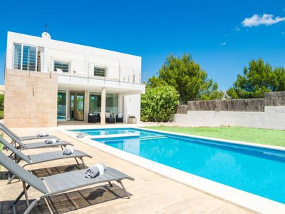 Photo for Vacation home Villa Carme in Colònia Sant Pere - 6 persons, 3 bedrooms