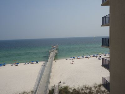 Photo for Luxurious Condo with Million $$$ View of Gulf and Private Pier!