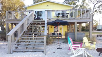 Photo for Bayside Cottage - Close to Beach, but Away from Bustle of Gulf Shores
