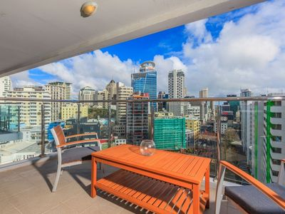 Photo for Penthouse With Balcony And Panorama View