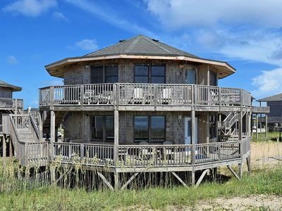 Photo for Shore Break Cottage- Steps to Beach- Incredible Views- Community Pool