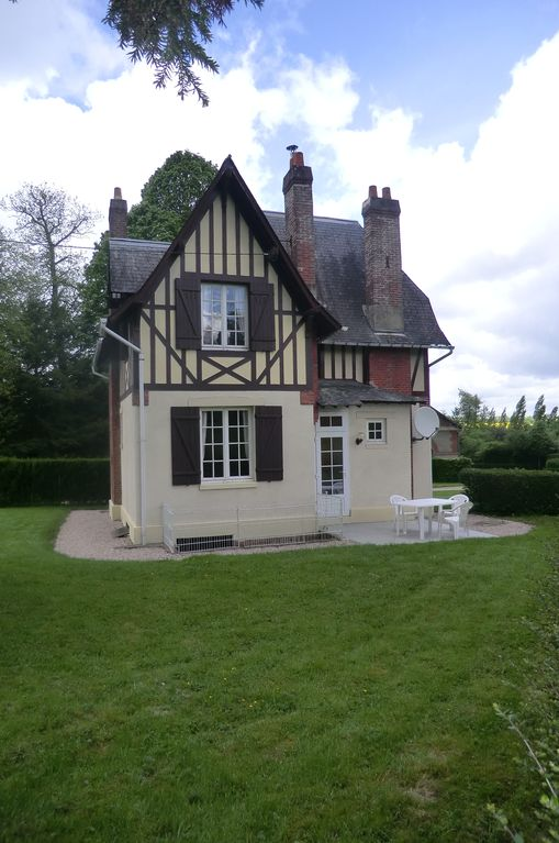 charming cottage in Pays d'Auge