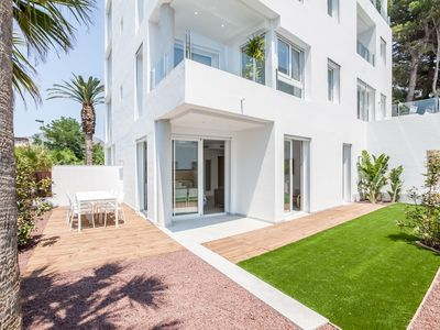 Photo for Vista Roses Mar - Vent de Mar (P0)  Luxury apartment in Roses, close to the beach with a