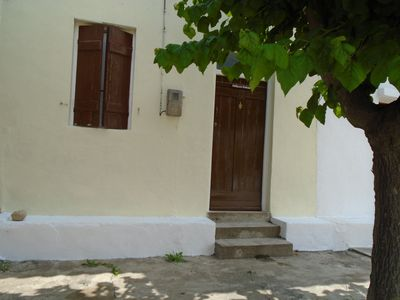 Photo for Beautiful Cottage Situated In The Heart Of Traditional Crete