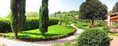 Photo for 2 bedroom Villa, sleeps 4 in San Gimignano with Pool and WiFi