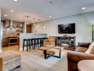 Photo for Fresh and Airy Condo on French St with Hot Tub!