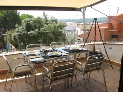 Photo for 2BR Country House / Chateau Vacation Rental in Sitges/Barcelona, Katalonien