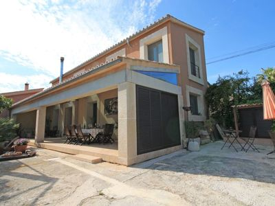 Photo for Vacation home Es Cavalls in Selva - 5 persons, 2 bedrooms