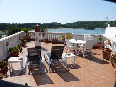 Photo for Renovated House In The Most Perfect Location In Menorca