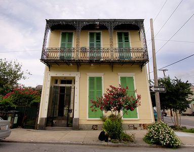 Photo for Elegantly Decayed 1855 Creole Mansion in Treme near French Quarter