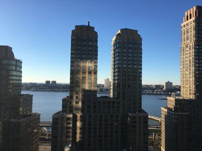 Photo for One Bedroom with Hudson View near LIncoln Center