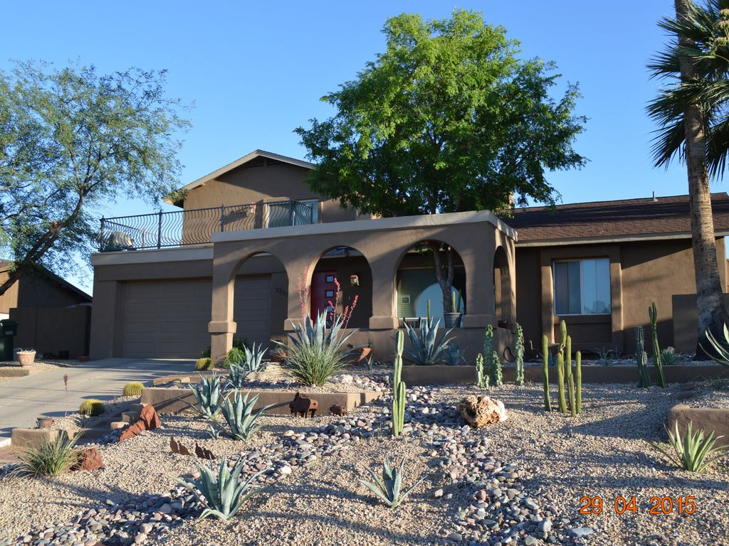 Luxury Home Backing To Phoenix Mountain Pre Vrbo