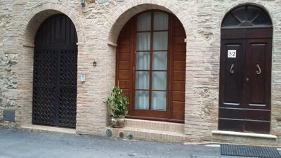 Photo for 1BR Townhome Vacation Rental in MONTICIANO, Toscana