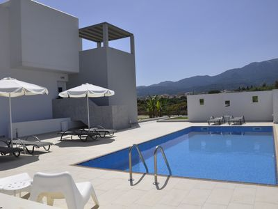 Photo for XENOS VILLA 3 -  LUXURY VILLA WITH PRIVATE POOL NEAR THE SEA.