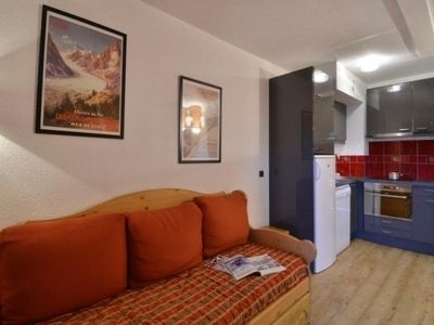 Photo for Apartment Belle Plagne, 2 bedrooms, 7 persons